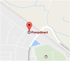 google maps pompdirect